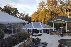 Event Rentals in Raleigh NC