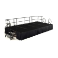 Rental store for STAGE DECK, 8  X 30  SAFE RAILING in Raleigh NC