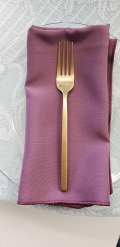 Rental store for DINNER FORK, GOLD, AREZZO in Raleigh NC