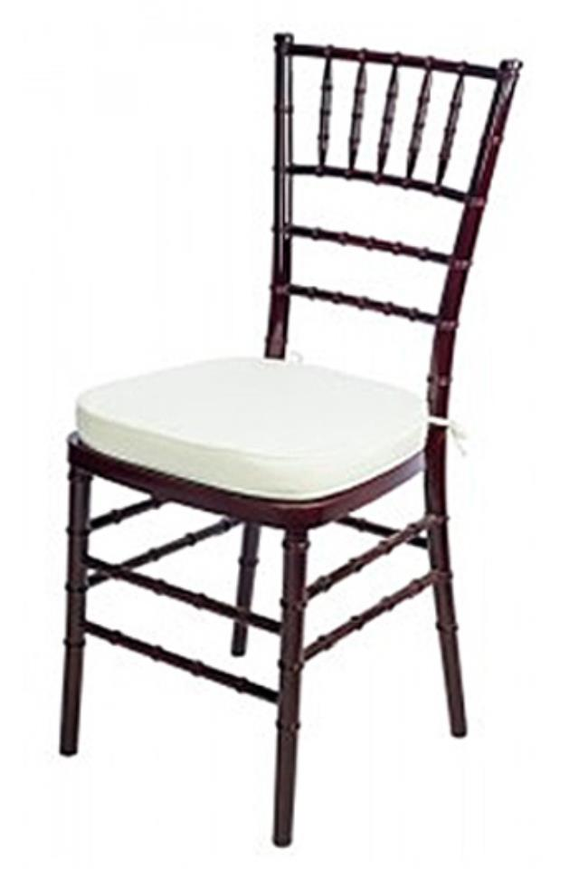 Where to find CHAIR, MAHOGANY CHIAVARI WITH PAD in Raleigh