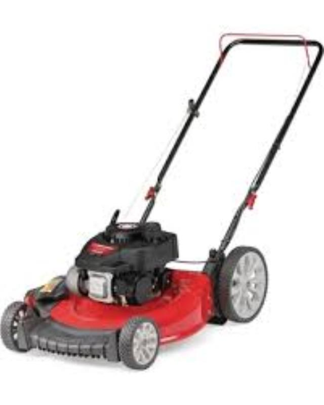 Where to find LAWN MOWER, WALK BEHIND in Raleigh