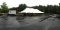 Rental store for 40 X 80   POLE TENT, WHITE-TT in Raleigh NC